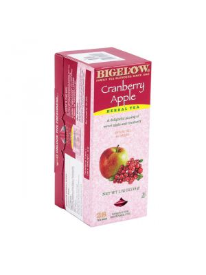 Bigelow Cranberry Apple Herb Tea