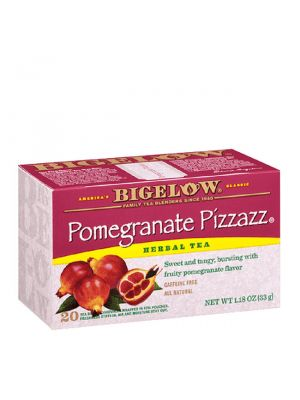 Bigelow Pomegranate Pizzazz Herbal Tea
