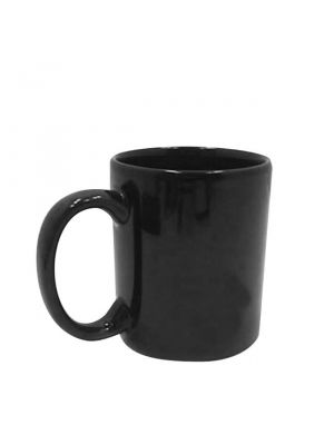 International Tableware C Handle Mug Black 11oz, 36/cs