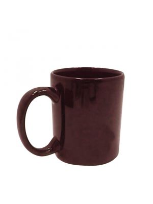 International Tableware C Handle Mug Maroon 11oz, 36/cs