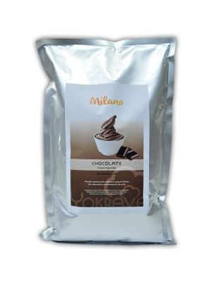 Premium Chocolate Frozen Yogurt Mix 5/6Lbs Bags