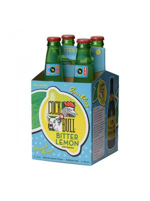 Cock n' Bull Bitter Lemon Bottle