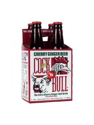 Cock n' Bull Cherry Ginger Beer Bottle