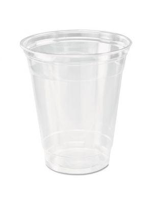Dart Solo Ultra Clear Cups, Squat, 12-14 oz, PET, 50/Bag, 1000/Carton