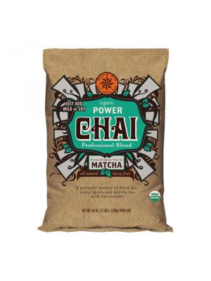David Rio Power Chai Matcha