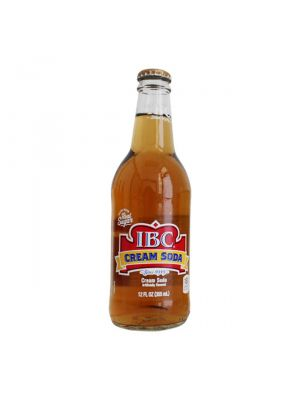 IBC Cream Soda 12oz, 24/cs