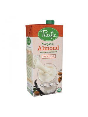 Pacific Organic Almond Original Non-Dairy Beverage (32oz)