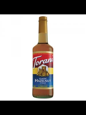 Torani Classic Hazelnut Syrup (750 mL)