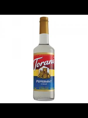 Torani Peppermint Syrup (750 mL)