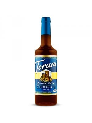 Torani Sugar Free Chocolate Syrup (750 mL)