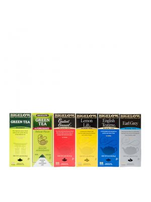 Bigelow 6 Flavor Assorted Teas