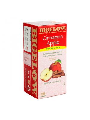 Bigelow Cinnamon Apple Herb Tea