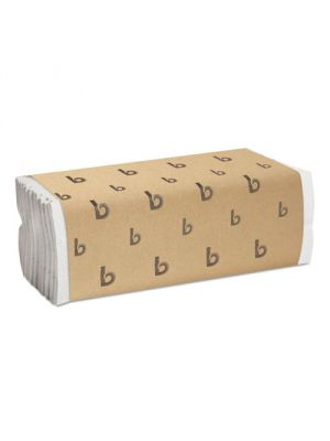 C-Fold Paper Towels, Bleached White, 2400/cs