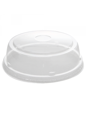 24/32 oz PET Paper Ice Cream Cup Dome Lid, 600/cs