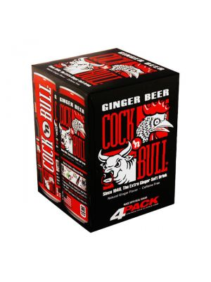 Cock n' Bull Ginger Beer Can