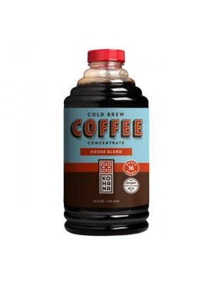 Kohana Conventional House Blend Cold Brew Concentrate 32 oz, 6/cs
