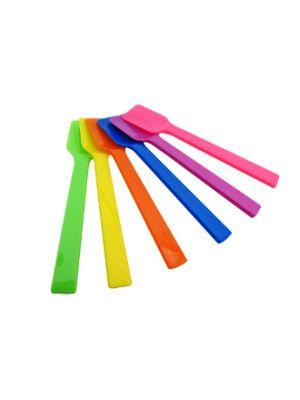 Solid Mixed Color Gelato Spoons, 3000/cs