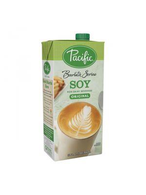 Pacific Barista Series Original Soy Beverage (32oz)