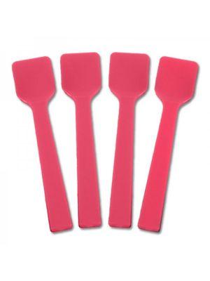 Solid Pink Gelato Spoons, 3000/cs