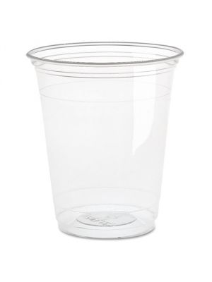 Dart Solo Ultra Clear Cups, Squat, 16-18 oz, PET, 50/Bag, 1000/Carton