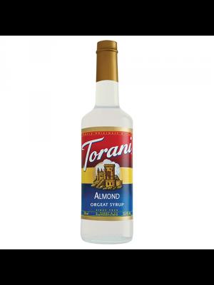 Torani Almond (Orgeat) Syrup (750mL)