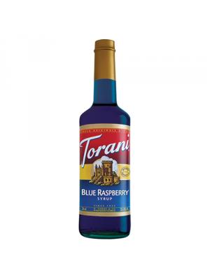 Torani Blue Raspberry Syrup (750 mL)