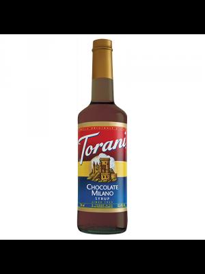 Torani Chocolate Milano Syrup (750 mL)