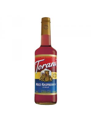 Torani Red Raspberry Syrup (750 mL)
