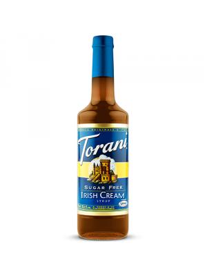 Torani Sugar Free Irish Cream Syrup (750 mL)